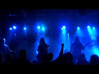 Ereb Altor LIVE Klub Alibi Wrocław Polska 2014 part 2/2