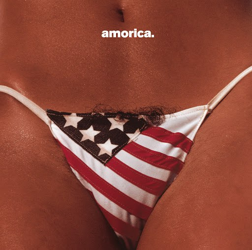 The Black Crowes альбом Amorica.