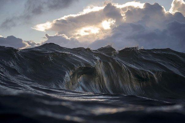 Когда морские волны похожи на горы