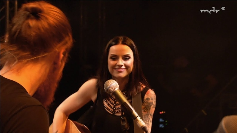 Amy Macdonald - This Is The Life Lets Start A Band (Live @ Rudolstadt-Festival 2017)