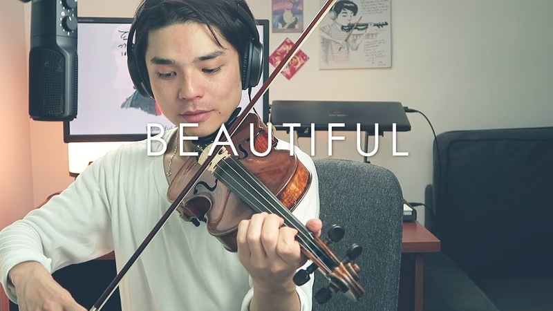 Goblin OST Crush Beautiful Violin Cover Instrumental with lyrics