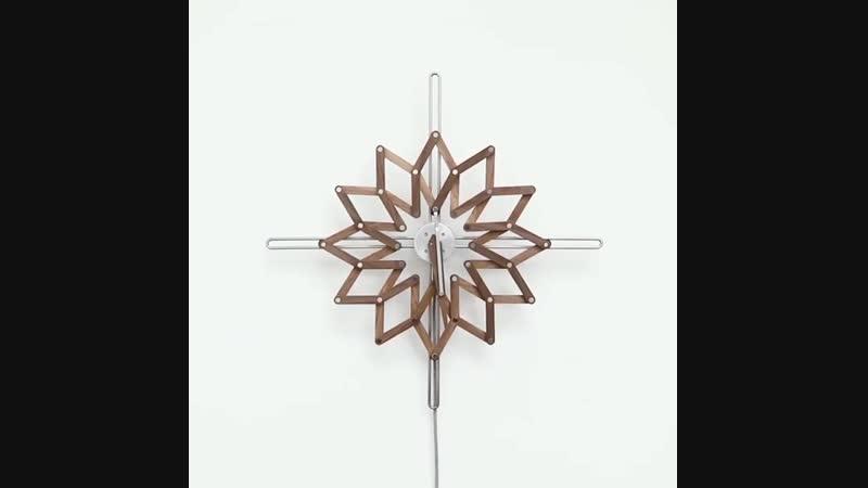 Solstice clock by Animaro