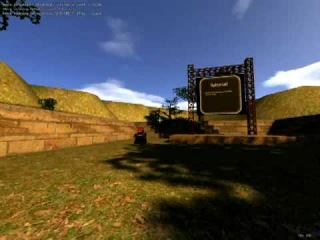 Platinum Arts Sandbox Free 3D Game Maker - In Game Movies and Animated Textures in 2.4 RC 1!