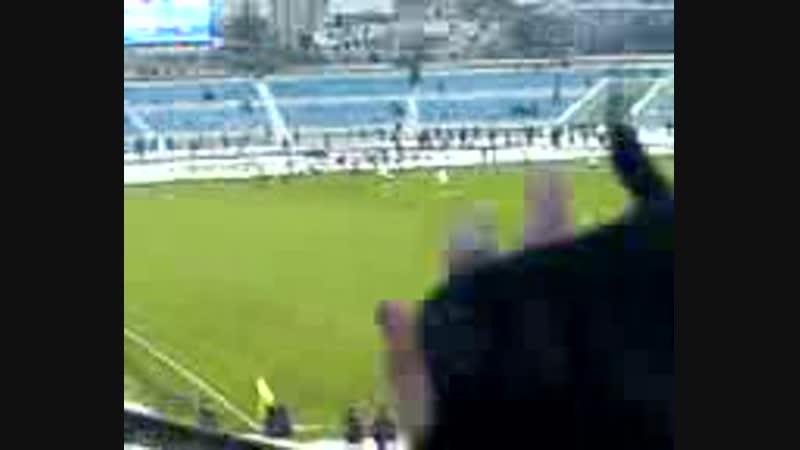 Победный гол Шктрела,Ярик 2006