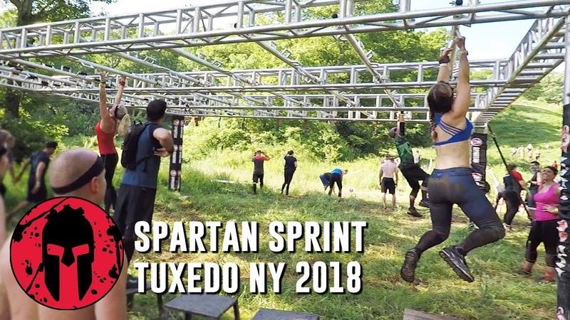 Spartan Race Sprint 2018 All Obstacles