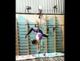 Артист цирка Du Soleil (Artist of Cirque Du Soleil)