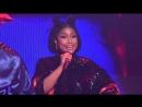 19 мая Nicki Minaj_ Chun-Li (Live) -  телешоу «Saturday Night Live», Нью-Йорк, США.