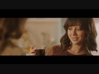 Марина Кравец на съемках рекламного ролика NESCAFÉ® Gold для ТНТ
