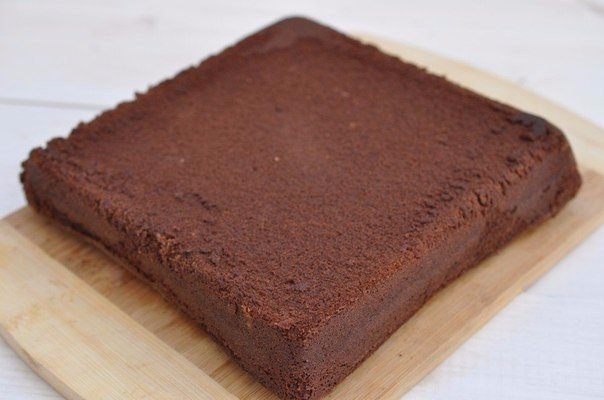 Любимейший рецепт брауни Ингредиенты: Темный горький шоколад — 200