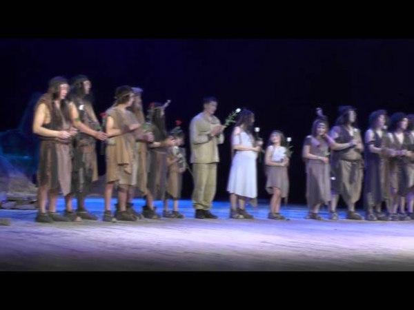 Cтрана слепых Постановка хакасского драматического театра им А Топанова