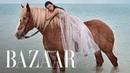Chic Unconventional Beach Wedding Dresses Harper's BAZAAR