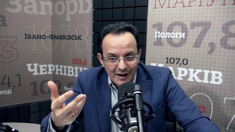 Порошенко і Зеленський — два ворони, які мають злість один на одного Олег Березюк про кандидатів