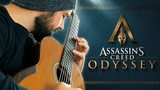ASSASSIN'S CREED ODYSSEY Main Theme - Classical Guitar Cover (Beyond The Guitar)