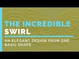 The Incredible Swirl How to Create an Intricate Machine Quilting Design from One Basic Shape!