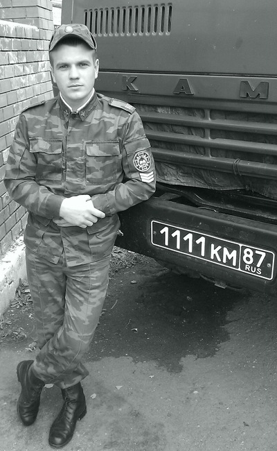 Роман Бартыш, 21 апреля , Барнаул, id106270075
