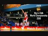 Top 10 Most speed aces FIVB Mens Club World Championship 2018