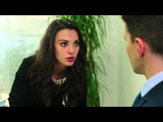 Kara Para Aşk 19 Bölüm. Bahar ve Levent sahnesi