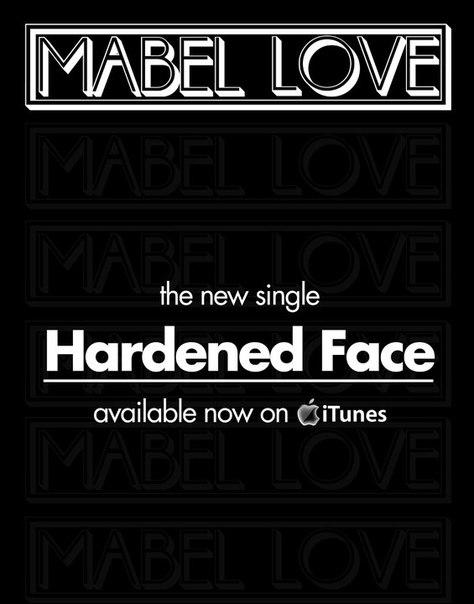 Mabel Love Hardened Face Mabel Love – Hardened Face