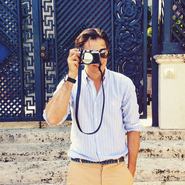 Мурад Османн, продюсер и фотограф, фотопроект «Следуй за мной»