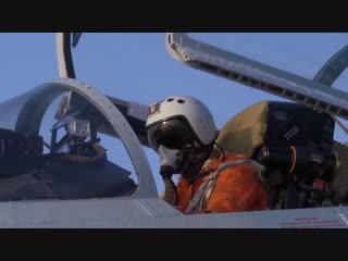 Шведский самолёт-разведчик перехвачен российским Су-27