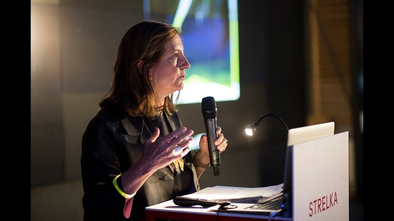 Beatriz Colomina. Lecture Towards a Radical Pedagogy