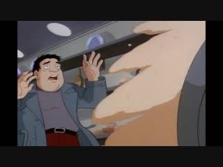 Every burglar should get what he deserves! - casey jones