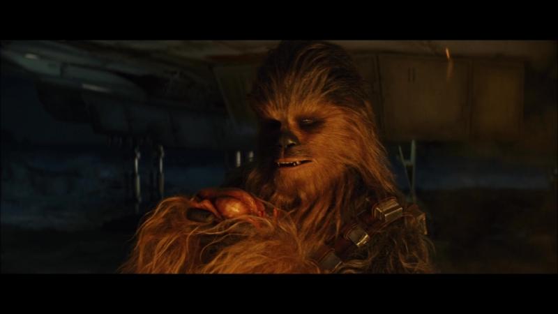 Тяжелые взаимоотношения Чуи и поргов...