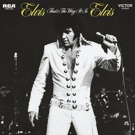 Elvis Presley альбом That's the Way it Is