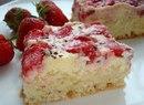 Творожный ПП-пирог с начинкой