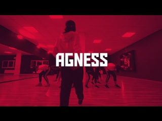 DANCE STUDIO BE YOURSELF / Choreo by AGNESS