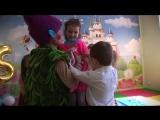 День рождения Валерии 5 лет Клип.Творческая видеостудия