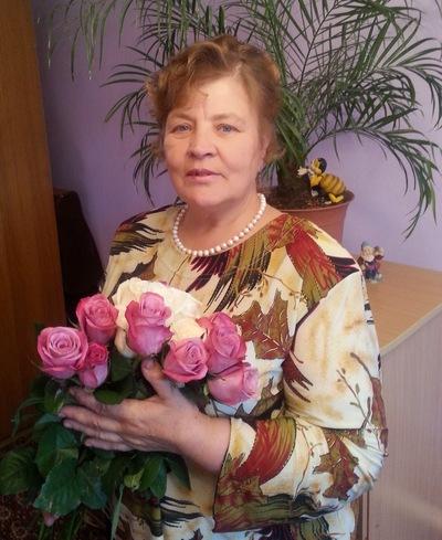 Валентина Феофилактова, 20 сентября 1953, Новосибирск, id208615369