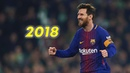 MESSI 2018 THE KING SKILLS AND GOALS 2018 МЕССИ 2018 ГОЛЫ И ФИНТЫ