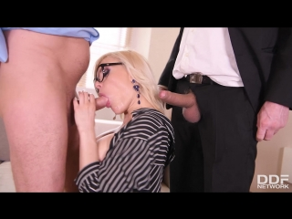 Kitana Lure [PornMir, ПОРНО ВК, new Porn vk, HD 1080, Big tits, Blonde, Blowjob, Hardcore, Russian, Creampie, Anal, Cumshot, DP]
