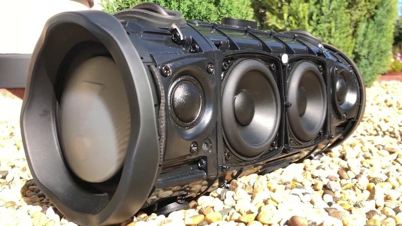 Hard bass test JBL Xtreme 2