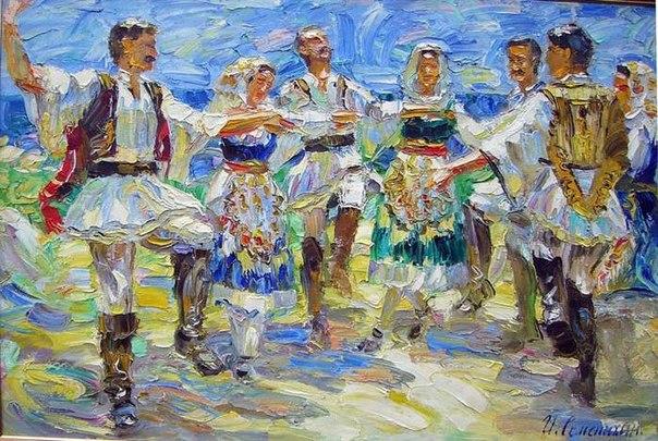 Танцы народов мира – Сиртаки