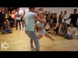 Kiko y Christina _ Amir - Piece by Piece 7 Years (DJ Cat) _ Pure Bachata Festival Cologne