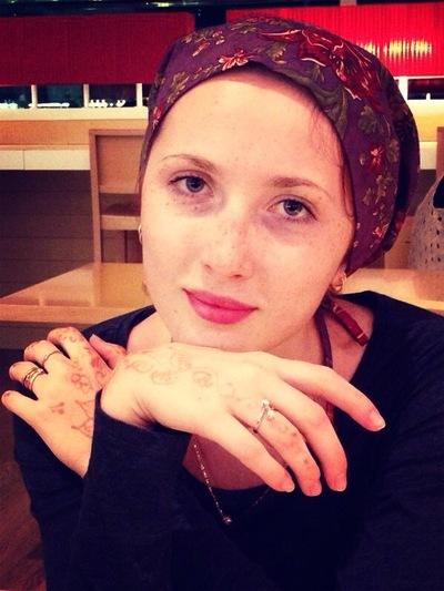 Анна Шамалова, 28 апреля , Москва, id3435812