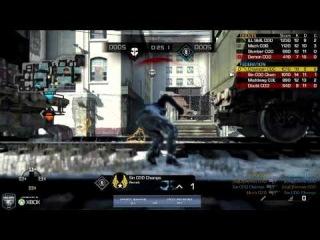 Xfinity vs Vexx Gaming - Game 3 - LB Round 2  - CoD Championships 2014