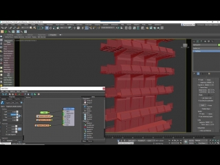 Mastering procedural modelling in 3ds Max