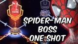 Level 65 Spider-Man Boss One Shot - Marvel Strike Force