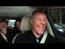 Metallica Diamonds (by Rihanna), Carpool Karaoke