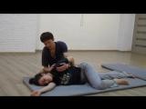 Тайский массаж с Дмитрием Ватагиным
