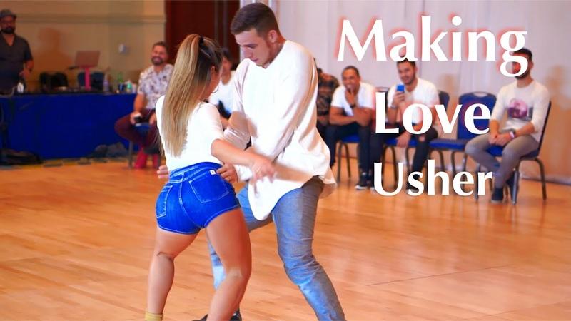 Jason Derulo Swalla feat Nicki Minaj Ty Dolla $ign Brazilian Zouk Dance Bruno Hannah