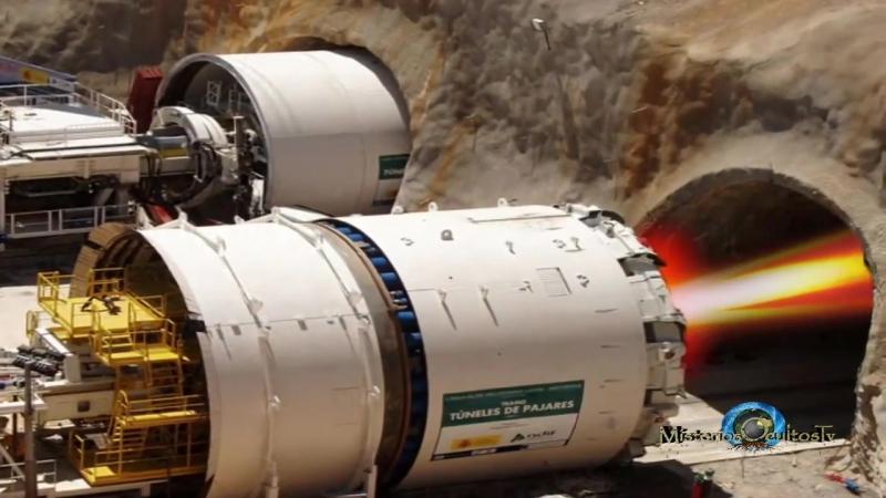 Matrix - Rätselhafte Tunnelnetze durchqueren unseren ganzen Planeten