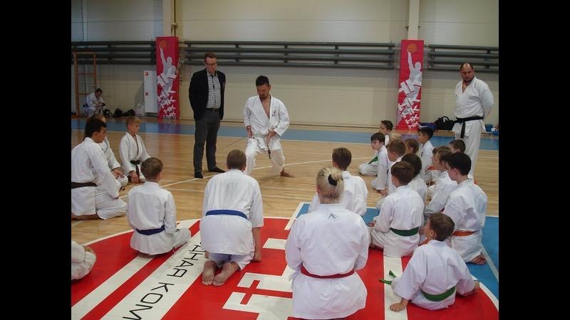 Seminar Shimizu Ryosuke in Khabarovsk, part 2