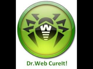 Как удалить вирус Антивирусник Dr Web Cureit Web Cureit