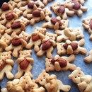 Милые печеньки медвежата