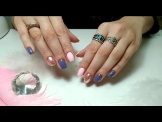 Розовые+фиолетовые