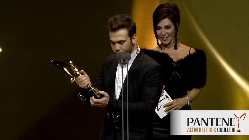 Pantene Altın Kelebek En İyi Erkek Oyuncu Ödülü Aras Bulut İynemli